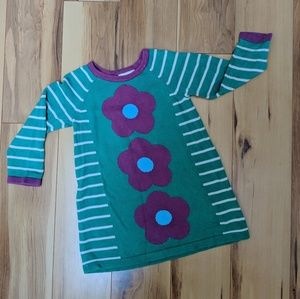 Hanna Andersson sweater dress - size 3T